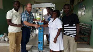 Crosscause Eye Clinic Ghana